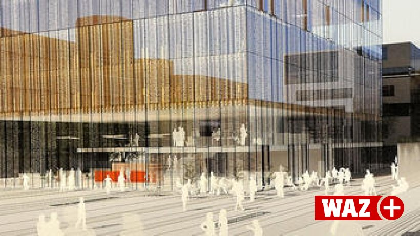 Uni Duisburg-Essen bangt um ihre neue Bibliothek - waz.de