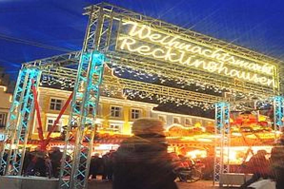 Weihnachtsmarkt Recklinghausen.Die Weihnachtsmärkte Im Vest Waz De Vest