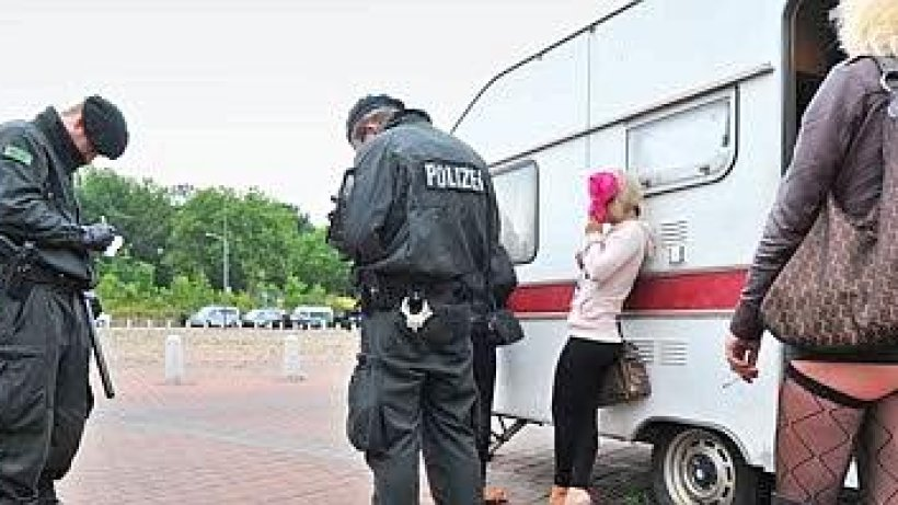 Razzia verscheucht Dortmunder Wanderhuren vom Essener