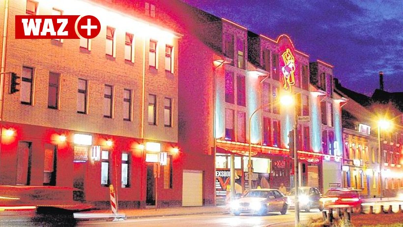 Im Rotlichtviertel wird ein neues Bordell gebaut - waz.de