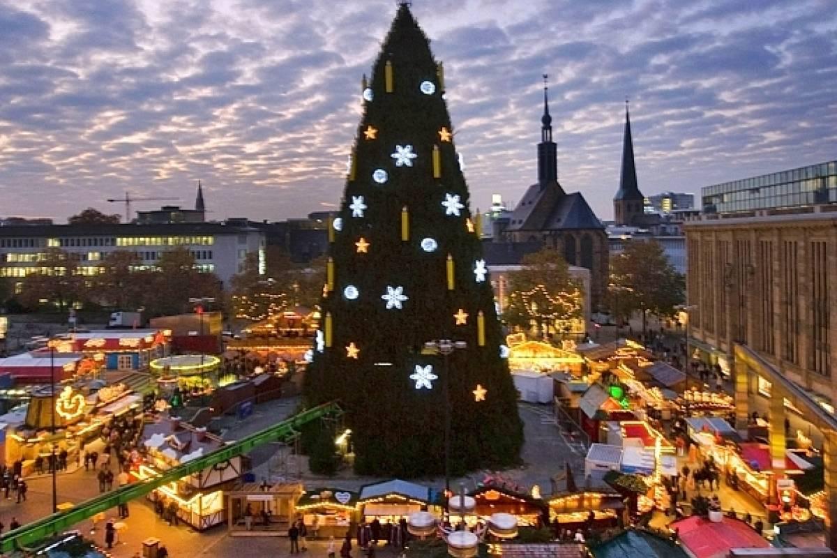 Dortmunder Weihnachtsmarkt Stände.Dortmunder Weihnachtsmarkt Eröffnet Waz De Dortmund Und Kreis Unna