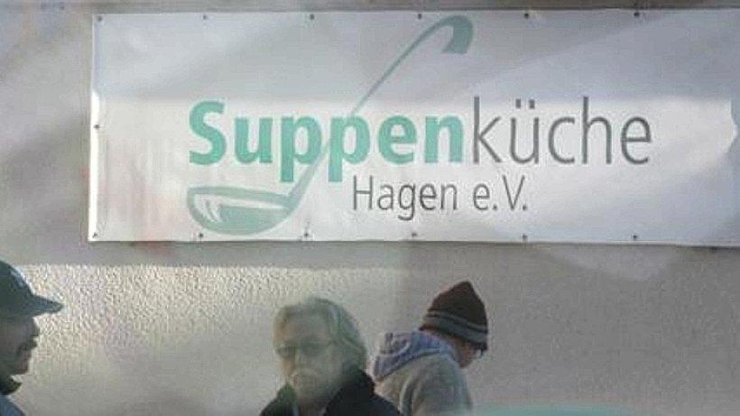 Suppenküche Hilft Bedürftigen | WAZ.de | Hagen