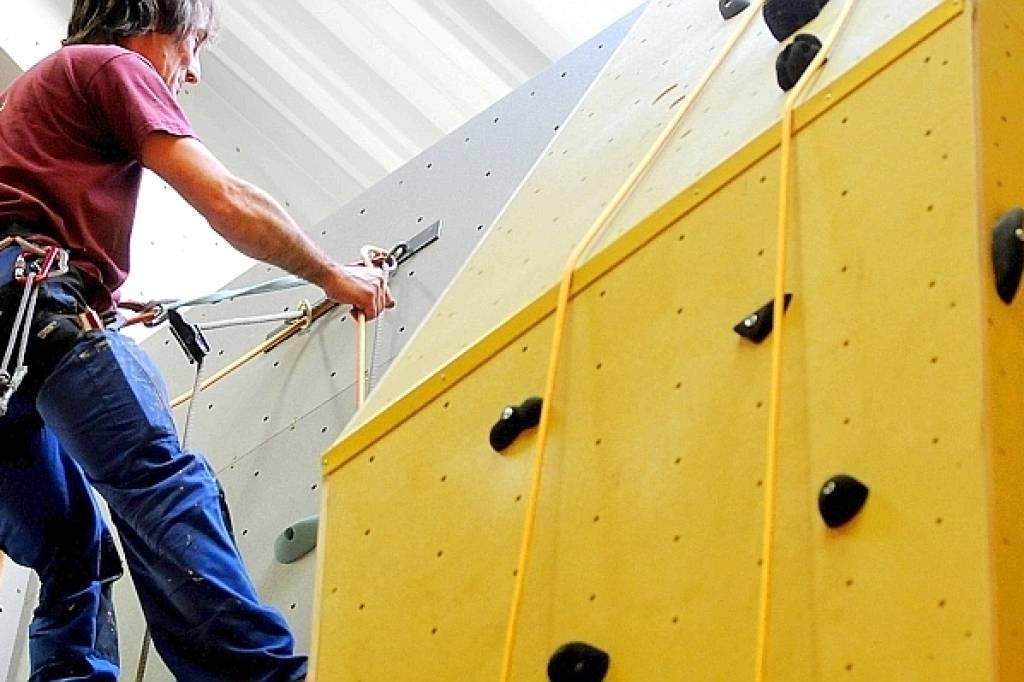 Kletterausrüstung Nrw : Die kunst des materialkampfes dav alpinkader nrw