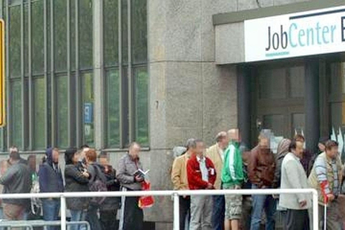 Jobcenter langenfeld