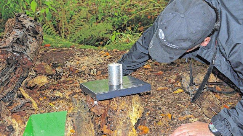 Beim Geocaching Die Heimat Entdecken Oberhausen