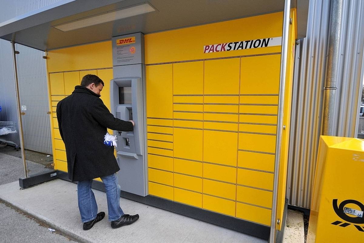 Packstation Karte Gesperrt.Kunden Klagen über Probleme Mit Packstationen Waz De Wirtschaft