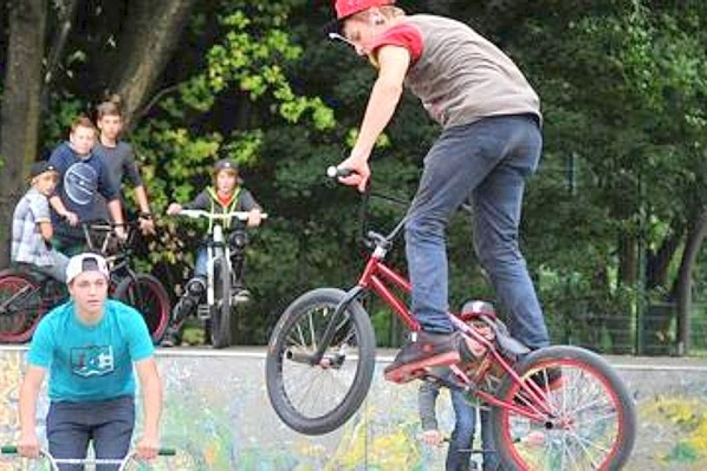 Sportart BMX hat es in Hagen nicht leicht | waz.de | Hagen