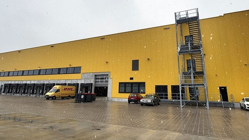 Dhl Shop Dortmund : dhl pr sentiert neues paketzentrum auf dem nokia gel nde nachrichten aus bochum ~ Avissmed.com Haus und Dekorationen