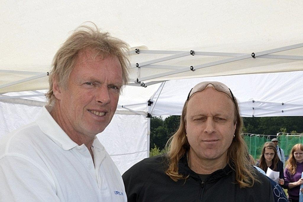 Sven Kruse willi wülbeck dreht runde im schlosspark waz de nord borbeck