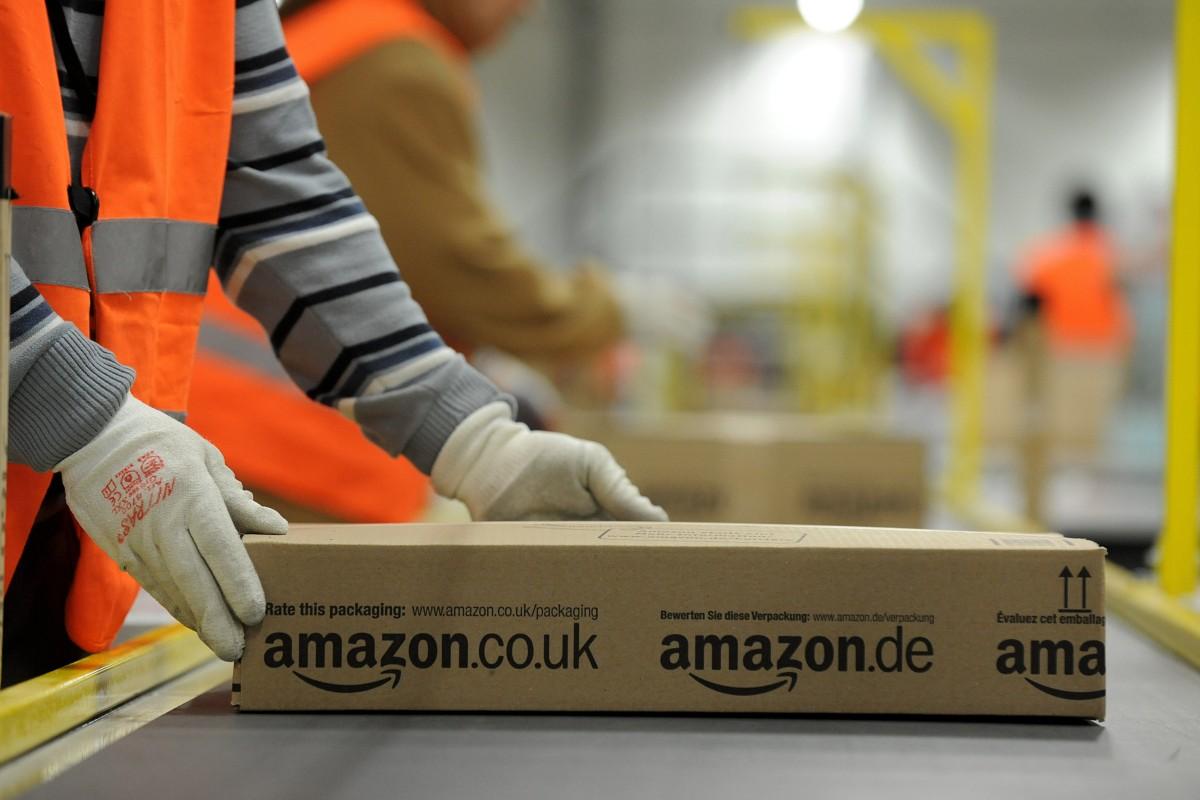 Amazon kündigt drei riesige Logistikzentren in Polen an   waz.de
