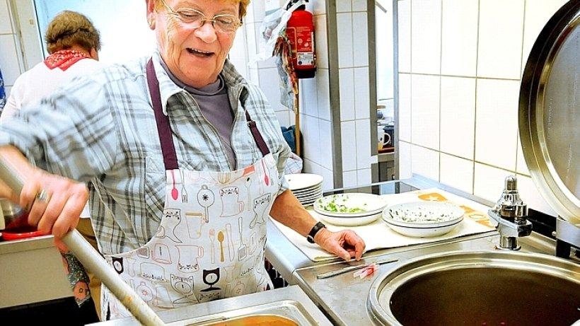 Hagener Suppenküche Versorgt Immer Mehr Bedürftige | WAZ.de | Hagen