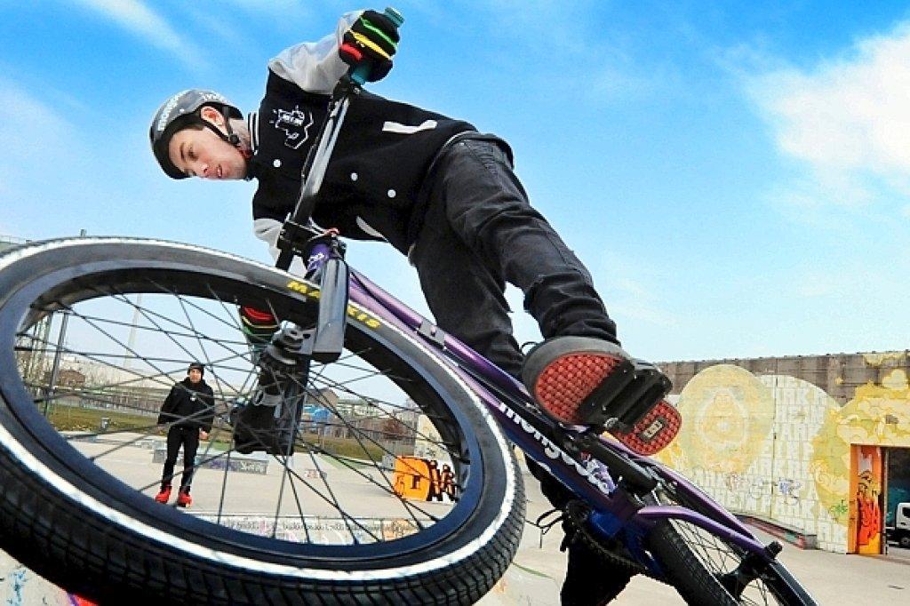 So entstand das BMX | waz.de | Hagen