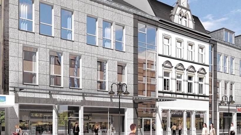 Umbau Der Hochstraße Viel Lob Für Den Investor Wazde Bottrop