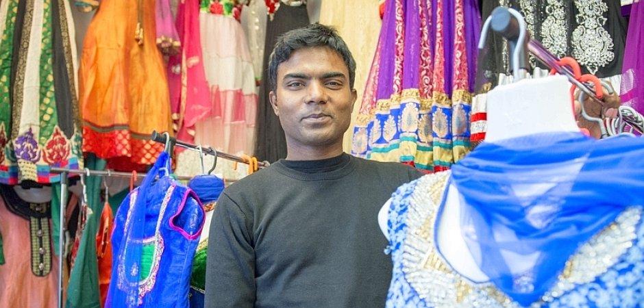 Indische kleidung in deutschland kaufen