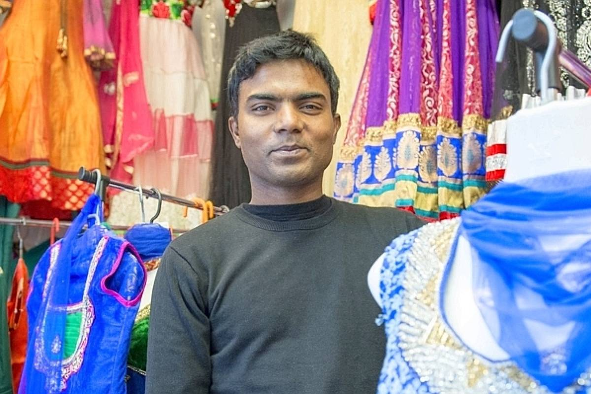 fachgeschäft für indische kleidung - waz.de