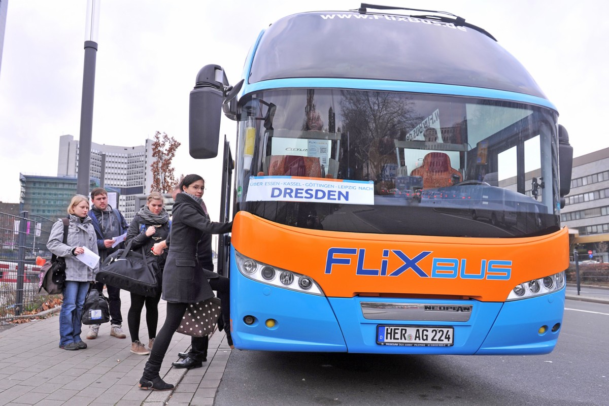 Flixbus kiel nach bremen