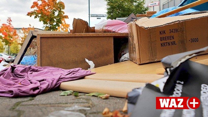 Warum Sperrmüll-Diebe die Stadt Duisburg bares Geld kosten