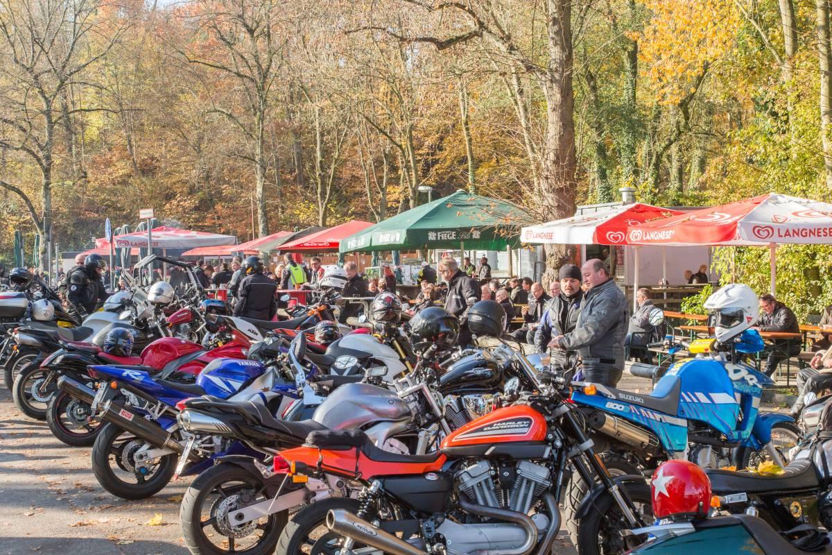 90913fa264a9c0 Hier gibt es die schönsten Biker-Treffs der Region
