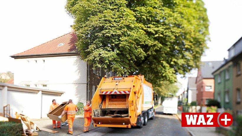 Bochum: USB muss immer mehr Sperrmüll entsorgen | waz.de