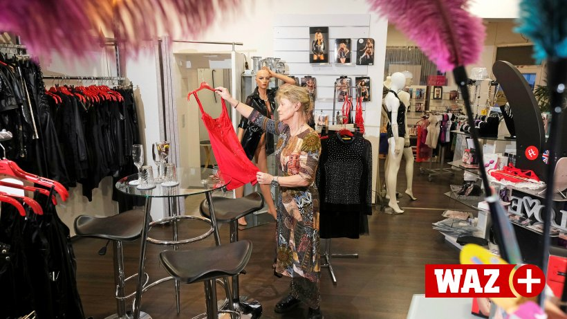 """Bochum: Im Sex-Shop ist der """"Womanizer die Nummer 1 - waz.de"""