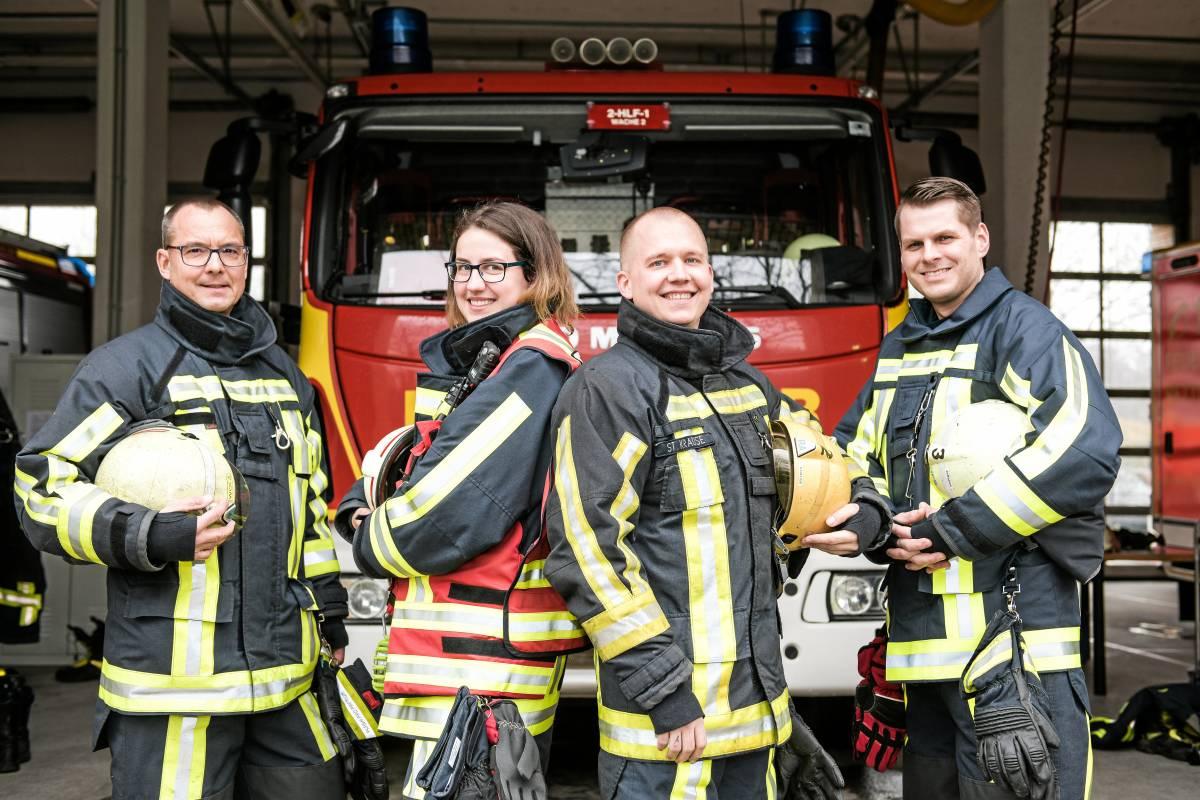 Feuerwehr Doku Feuer Flamme Feuerwehr Magazin