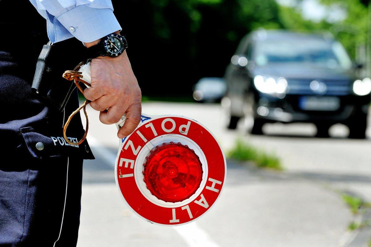 Verkehrskontrolle in Bochum bringt Haftbefehl zum Vorschein