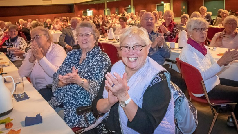 Corona: Herbstfeste für Senioren in Bochum fallen aus