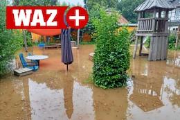 Bochum: Hochwasser hat Kinder- und Jugendhäuser lahmgelegt