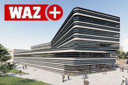 Bochum: Max-Planck-Institut bekommt eleganten Forschungsbau