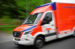 Bochum: 78-Jähriger schwebt nach Unfall in Lebensgefahr