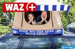 Fans des VfL Bochum erleben Mannschaft in Südtirol hautnah