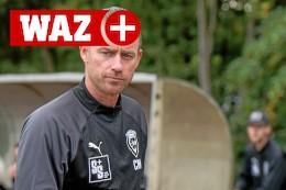 SW Wattenscheid: Trainer Möller verletzt sich als Torwart
