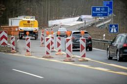 Weitere Gehölzarbeiten am Kreuz Bochum-Witten: Teilsperrung