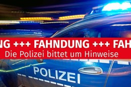 Straßenraub: Kripo Bochum fahndet mit Foto nach Verdächtigen