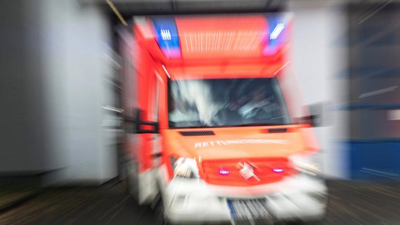 Vier Verletzte nach Unfall zwischen Bottrop und Oberhausen