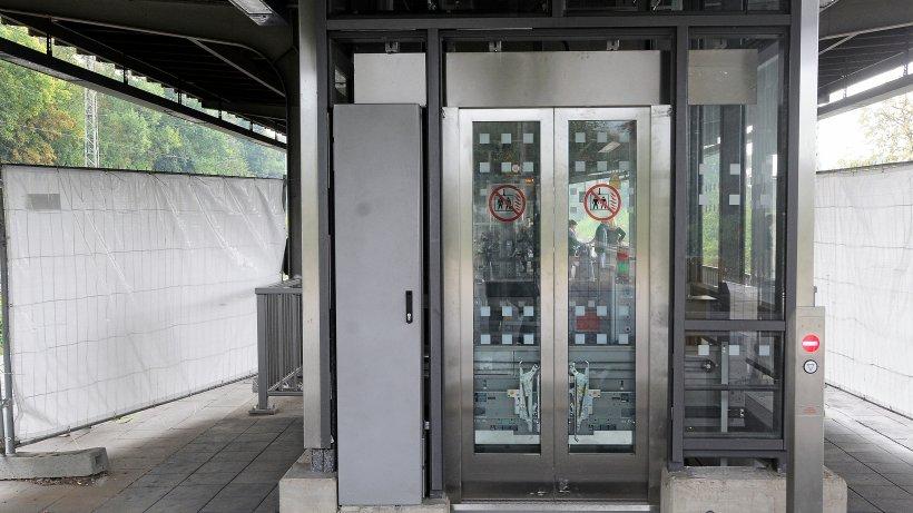 Bahn will Bahnhof Dinslaken abreißen - aber Aufzug bleibt - WAZ News