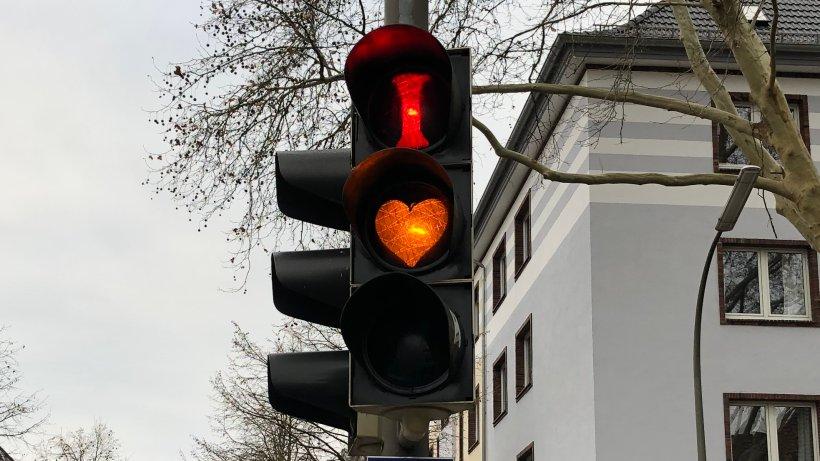 Dortmunder Positiv-Ampel: Hier macht's auch bei Rot Spaß