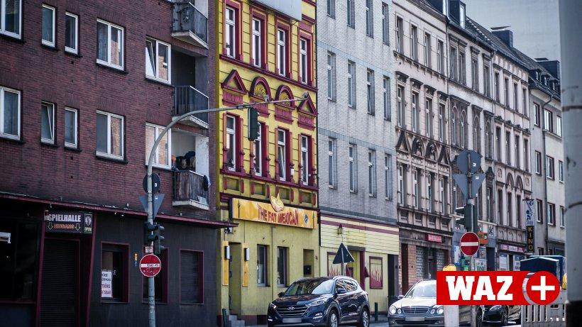 Duisburg: Mann (27) im Rotlichtviertel mit Messer