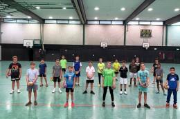 Handball: Wedauer Jungs wollen in der neuen Saison hoch hinaus
