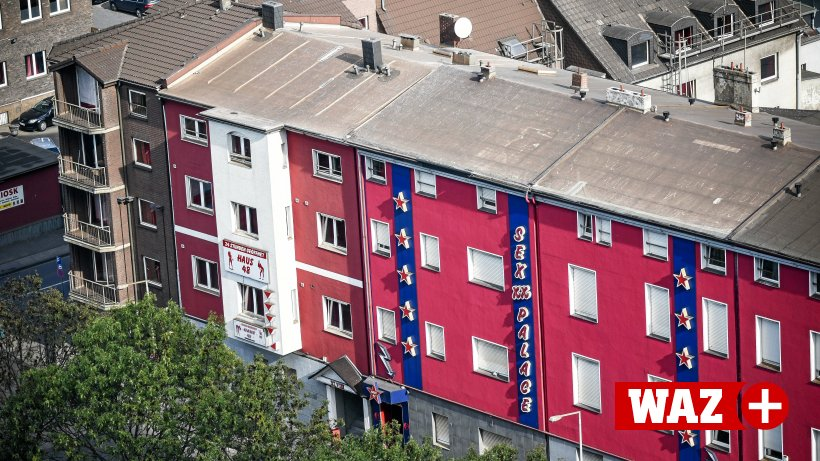 Wachdienst soll Freier in Duisburger Bordell bestohlen