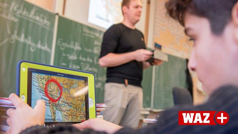 iPads für Schüler und Lehrer: Verteilung in Duisburg beginnt