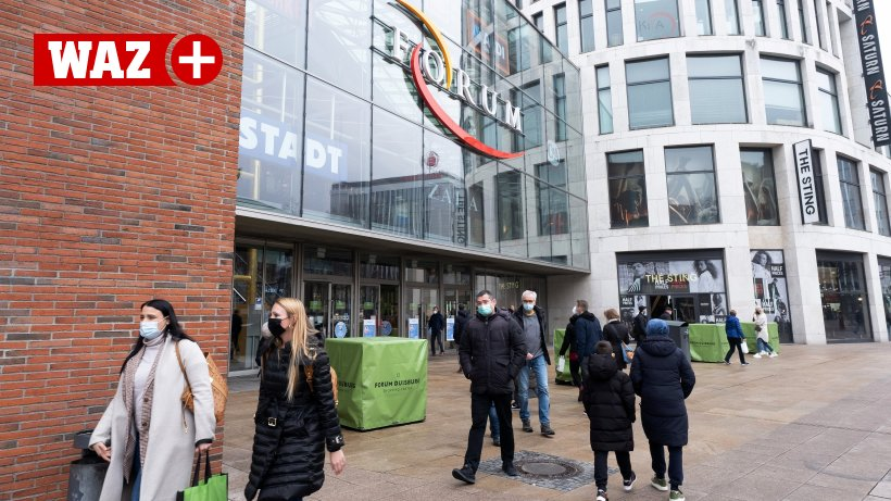 7-Tage-Inzidenz über 100: Wann Duisburg die Notbremse droht - WAZ News