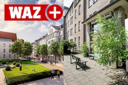 St. Vincenz-Quartier Dellviertel: Stillstand bei Wohnungsbau