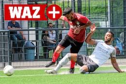 Torhüter der GSG Duisburg musste als Verteidiger ran