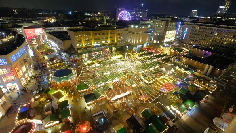 Weihnachtsmarkte 2018 In Essen Orte Termine Und Hohepunkte Waz