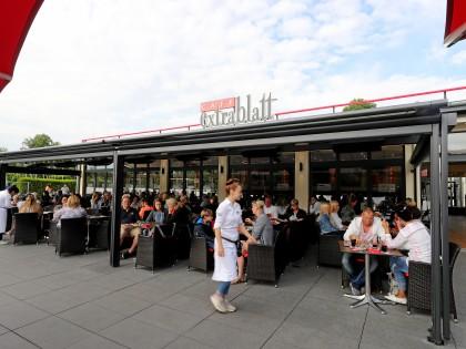 Extrablatt am baldeneysee cafe Café Extrablatt
