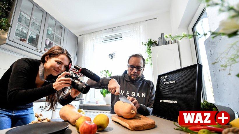 Vegane Küche: Essener Paar kocht auf eigenem Youtube-Kanal