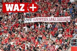 Warum sich RWE-Fans über den KFC Uerdingen wundern