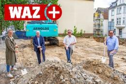 Neubauprojekt in Essen-Schonnebeck gestartet