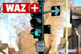 """Verkehr: Stadt Essen hat die """"Grünen Pfeile"""" abgeschafft"""